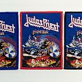 "JUDAS PRIEST ""Painkiller"" Woven Patch (New Version)"