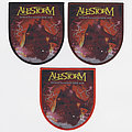 "ALESTORM ""Sunset On The Golden Age"" Woven Patch"