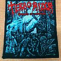 TERRORIZER - Hordes Of Zombies Woven Patch