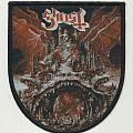 "GHOST ""Prequelle"" Shield Woven Patch"