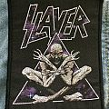 "SLAYER ""Divine Intervention"" Woven Patch"