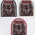 """KREATOR """"Violence Unleashed"""" Woven Patch"""