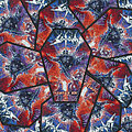 Sodom - Patch - SODOM - Genesis XIX Coffin Woven Patches
