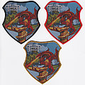 """TWILIGHT FORCE """"Tales of Ancient Prophecies"""" Woven Patch"""