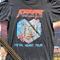 Accept - Metal heart tourshirt