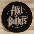 "Hail of Bullets ""Logo"" patch"