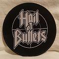 "Hail of Bullets ""Logo"" patch"