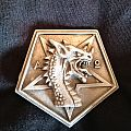 Necromantia Die Cast Metal Badge Other Collectable