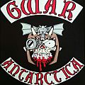 GWAR - Antarctica backbatch Patch