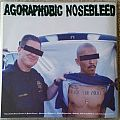 "Agoraphobic Nosebleed - Crom 7"" Split Tape / Vinyl / CD / Recording etc"