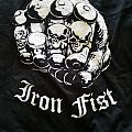 Iron Fist Baseball Tee TShirt or Longsleeve