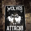 Wolves Attack Sticker Other Collectable