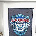 L.A. Guns - Other Collectable - L.A. Guns flag