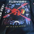 Fear Factory - Soul of a New Machine LS TShirt or Longsleeve