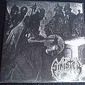 Sinister / Monastery split 7 inch singel Tape / Vinyl / CD / Recording etc
