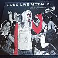 Long Live Metal LP