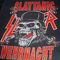 Slayer - Slaytanic Wehrmacht Tour shirt 1989