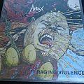 Hirax - Raging Violence Tape / Vinyl / CD / Recording etc