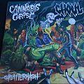 Canabis Corpse / Ghoul - SplatterHash (split 12 inch) Tape / Vinyl / CD / Recording etc