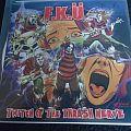 F.K.Ü - Hirax Split 7'Inch Tape / Vinyl / CD / Recording etc