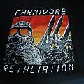 Carnivore - Retaliation shirt