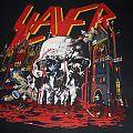Slayer - World Sacrifice Tour 1988 TShirt or Longsleeve