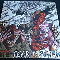 Hirax - Hate  Fear & Power Tape / Vinyl / CD / Recording etc