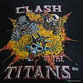 Clash of the Titans Tour 1990 TShirt or Longsleeve
