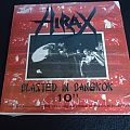 "Hirax - Blasted in Bangkok 10"" vinyl Tape / Vinyl / CD / Recording etc"
