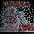 Whiplash - Power and Pain Tape / Vinyl / CD / Recording etc