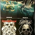 "Heaven Shall Burn - Other Collectable - ""Tour of the Year 2014"" stickers"