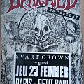Benighted - Other Collectable - Benighted Necrobreed Tour + Svart Crown