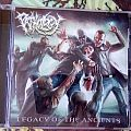Pathology - Tape / Vinyl / CD / Recording etc - Pathology - Legacy of The Ancients CD