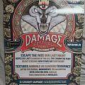 Poster Damage Festival 2014