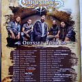 Atlantis Chronicles - Other Collectable - Atlantis Chronicles - Odyssey Tour Poster