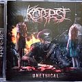 Korpse - Tape / Vinyl / CD / Recording etc - Korpse - Unethical CD
