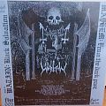 Mayhem - Tape / Vinyl / CD / Recording etc - Mayhem / Watain - Sathanas / Luciferi Ltd 7' Tour EP