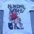 Municipal Waste - TShirt or Longsleeve - Municipal Waste - Dump Trump White Shirt