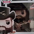Motörhead - Other Collectable - Motörhead - Lemmy Kilmister Funko Pop