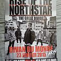 Rise of The NorthStar Welcame Release Party Poster