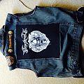 First battle jacket (in progress)
