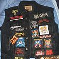Slayer - Battle Jacket - Kutte in progress