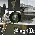 King Dude / (Dolch) ‎– Our Love Will Carry On / Riding With The King   Vinyl