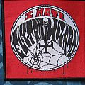 "Electric Wizard ""I Hate"" patch"