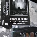 Woods Of Ypres ‎– Against The Seasons: Cold Winter Songs From The Dead Summer Heat Cassette