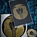 Iron Kobra – Might & Magic       Tape Tape / Vinyl / CD / Recording etc