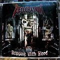Defloration – Dripping With Blood     cd Tape / Vinyl / CD / Recording etc