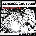 "Carcass / Godflesh ""The Earache Peel Sessions"" Limited Edition Colour Vinyl Tape / Vinyl / CD / Recording etc"
