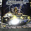 Speedbreaker Built for Speed LP (DIE HARD SPLATTER)