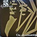 Cross Vault – The all-consuming   Vinyl Tape / Vinyl / CD / Recording etc